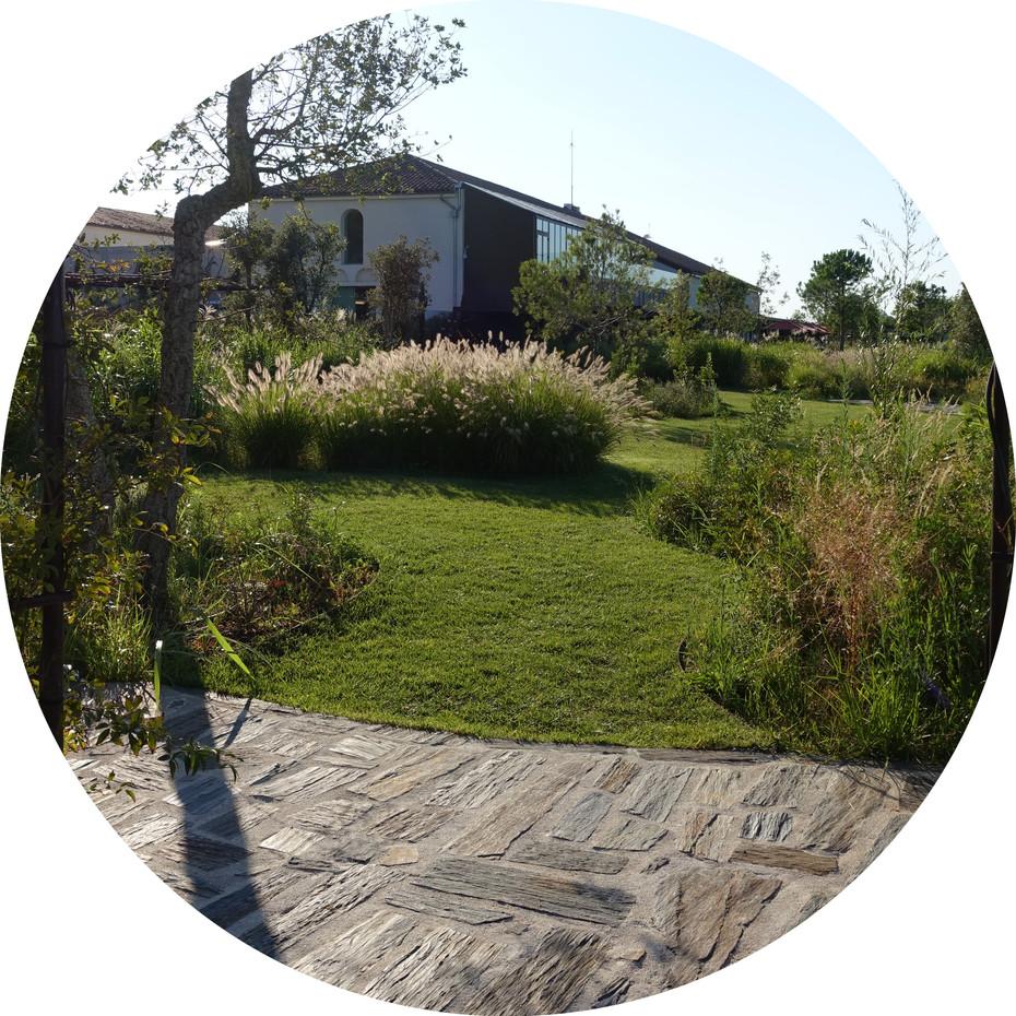 Jardin du Chai Valmy, (pour Alep)
