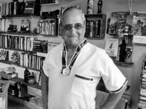 O projeto Café com o Autor traz a Jaboticatubas o autor Evaldo Negreiros de Paiva.