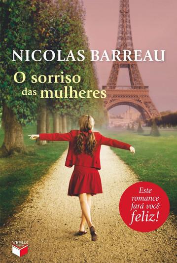 O SORRISO DAS MULHERES de Nicolas Barreau