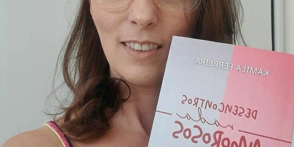 DESENCONTROS NADA AMOROSOS | Lançamento de livro