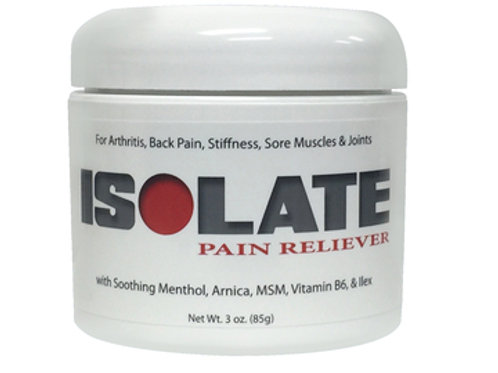 Isolate Pain Reliever