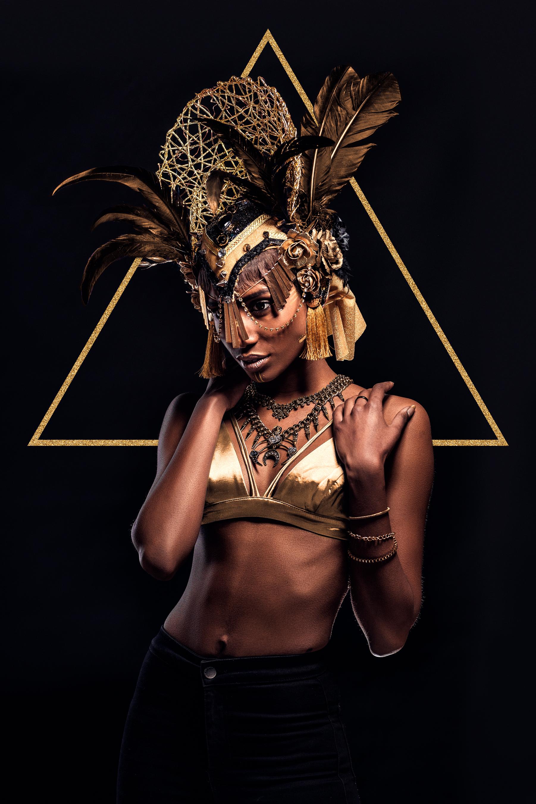 Gold Queen
