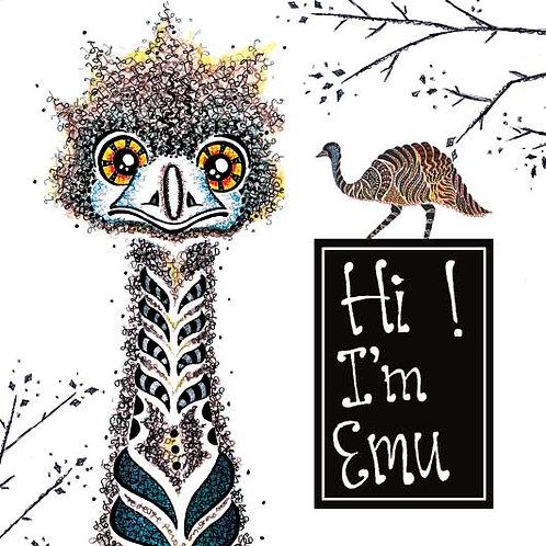 I am Emu