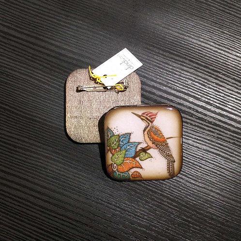 Woodpecker - B