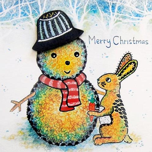 Snowman and Rabbit