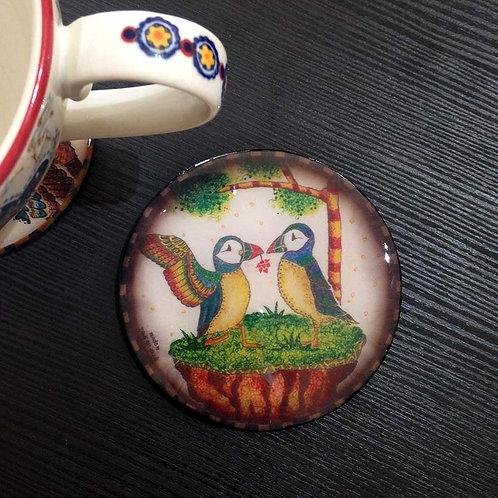 Puffin - Coaster