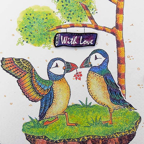 Puffin with love