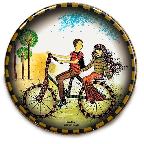 Bicycle Couple - TM