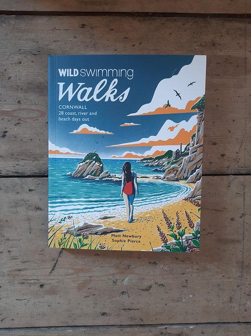 Wild swimming walks/ Cornwall