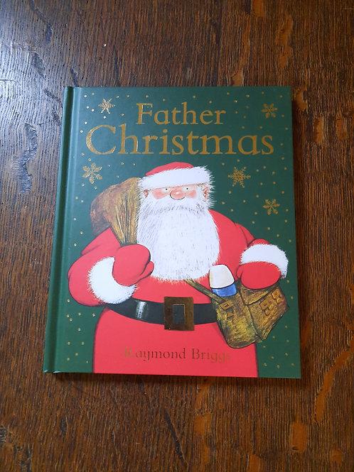 Father Christmas/ small Hardback