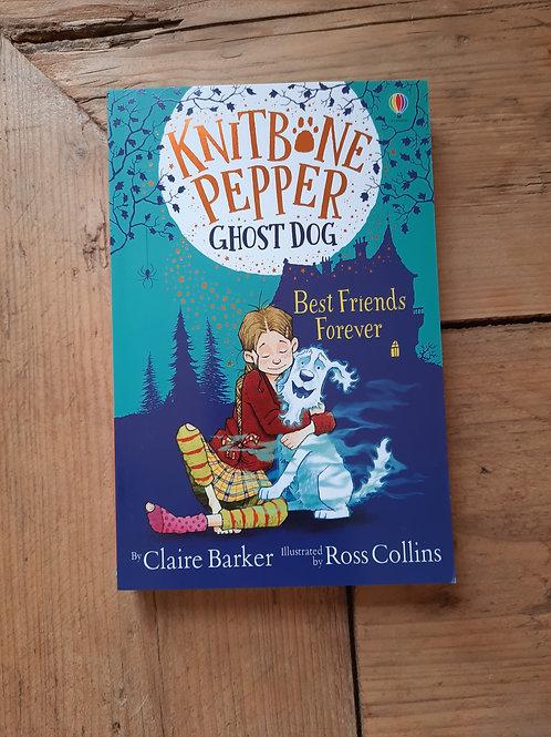 Knitbone pepper/ best friends forever