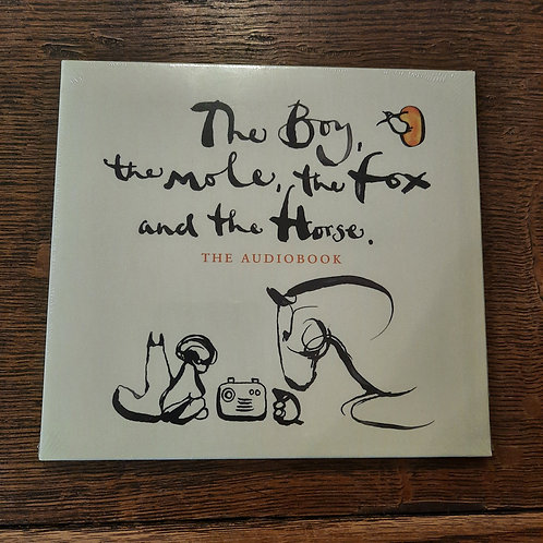 The boy, the mole, the fox and the horse/ The audiobook