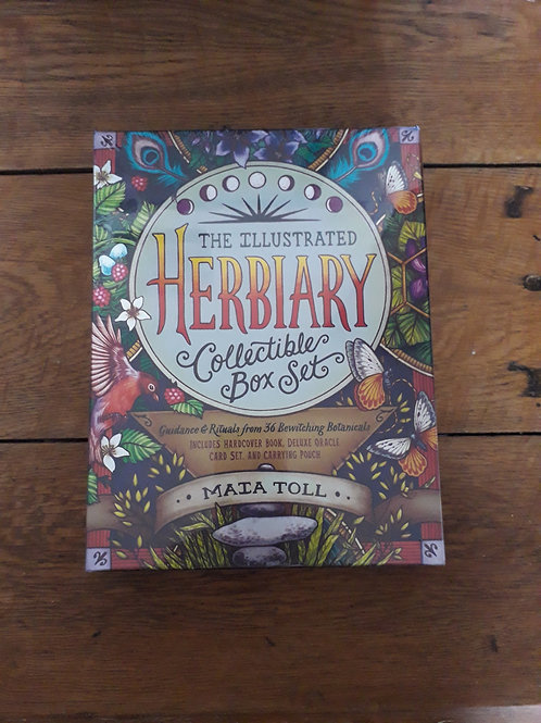 Herbiary collectible box set