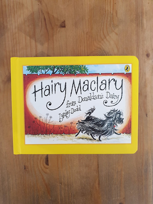 Hairy Maclary Board Book