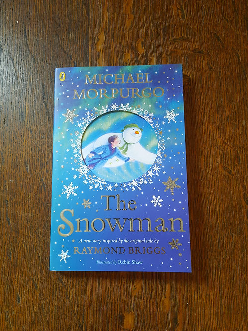 The Snowman/ paperback