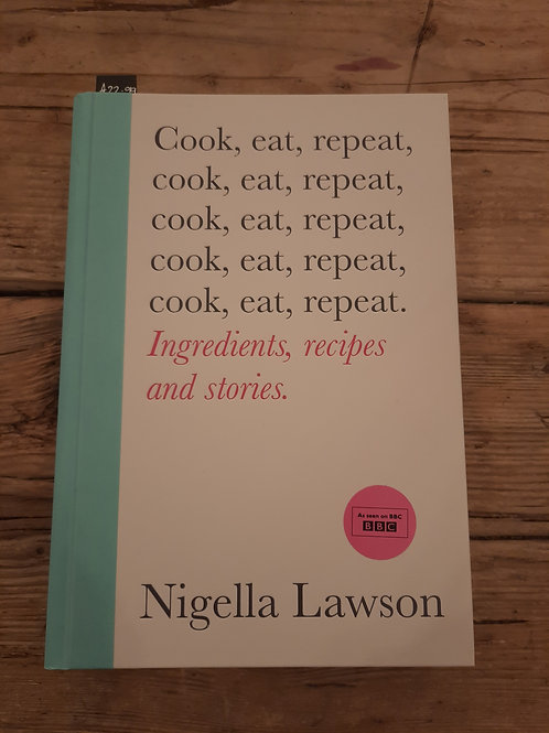 Cook, Eat, Repeat,