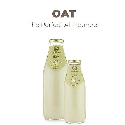 1 litre bottle of Oat Milk