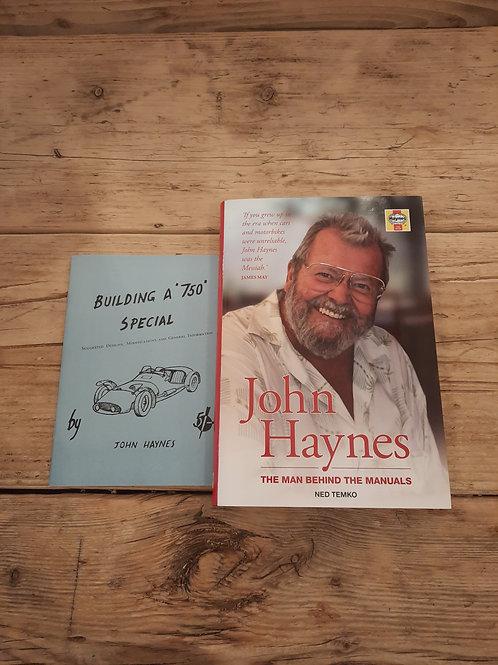John Hayes/ The man behind the manuals