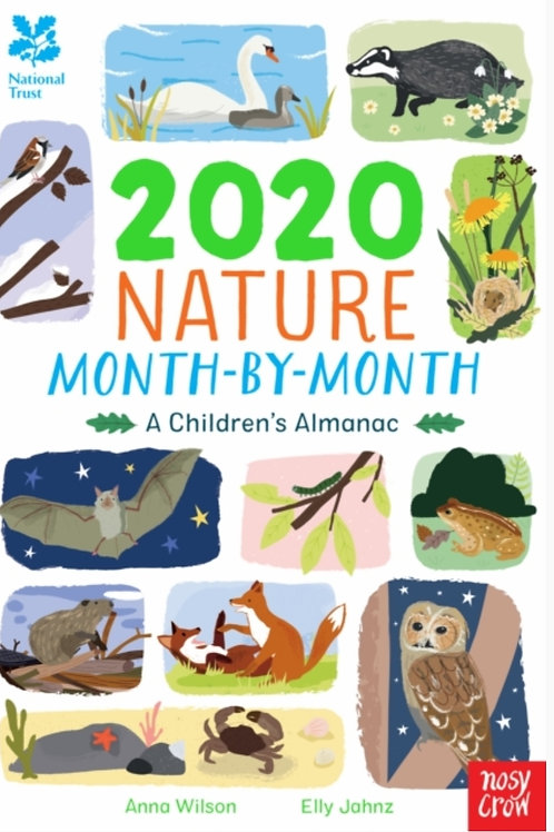 2020 Nature month by month