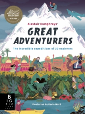 The great Adventurers