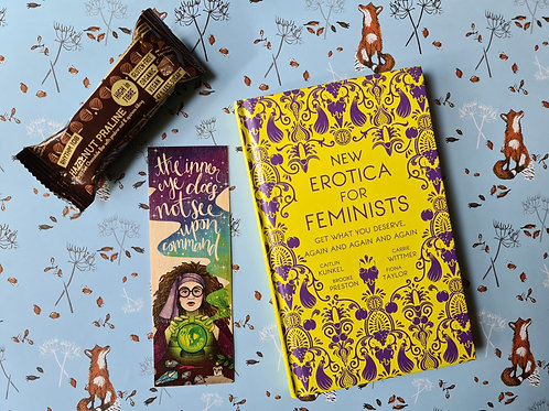New Erotica for Feminists, Chocolate and Woodmark.