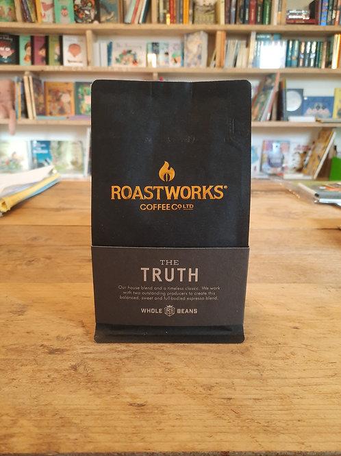 Roastworks coffee beans