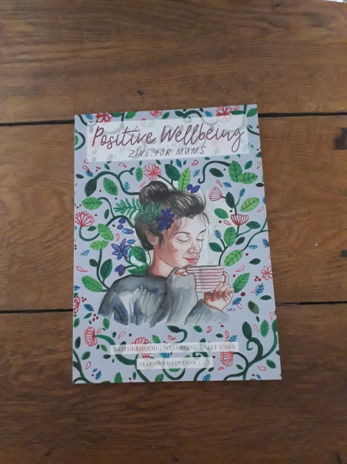 Positive Wellbeing- Zine for mums