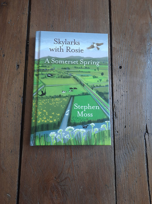 Skylarks with Rosie/ signed bookplates available