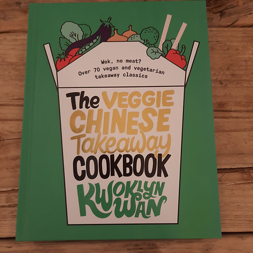 The veggie Chinese takeaway