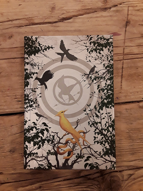 Ballard of Songbirds and Snakes Notebook / Journal