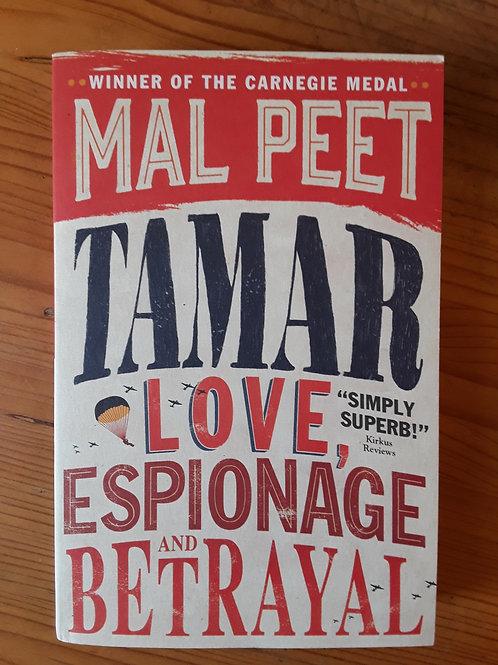 Tamar: Love, Espionage and Betrayal