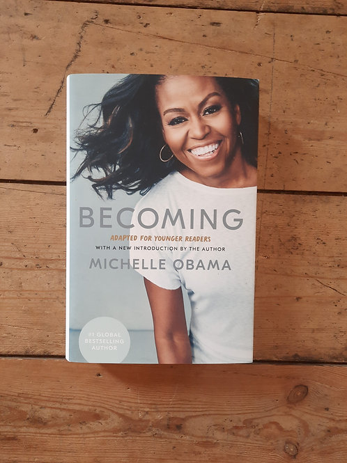 Becoming/ Adapted for younger readers
