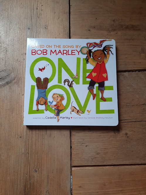 One Love/ Board Book
