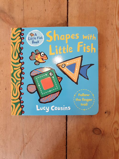 Shapes with little fish