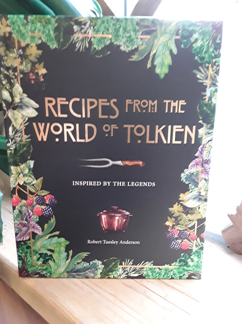 Recipes from the world of Tolkien