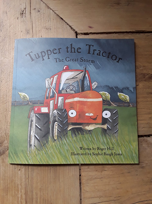 Tupper the Tractor