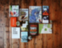 Collection of Books from Liznojan, Tiverton, Devon