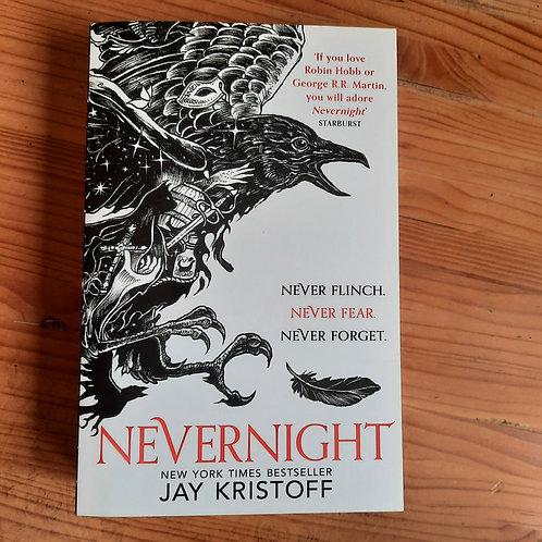Nevernight/ book 1
