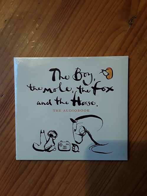 The Boy, the Mole, the Fox and the Horse - The Audiobook (cd)