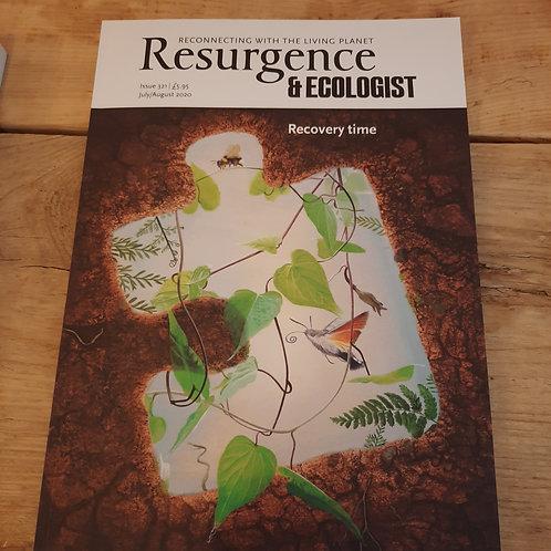 Resurgence & Ecologist
