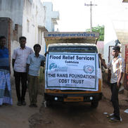 Flood Relief Materials for Cuddalore Dis