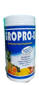 Gropro for Diabetic Nutritional Food