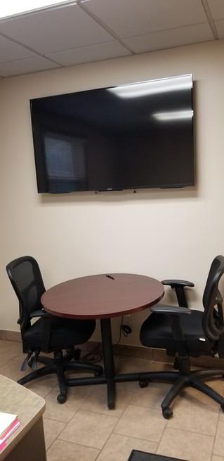 Office TV Installation