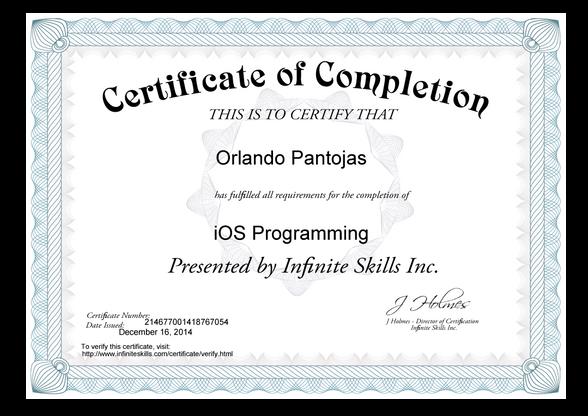 iOS Programing