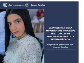 LA PRESENCIA DE LA MUJER EN LOS PROCESOS ELECTORALES DE HONDURAS DURANTE LA ÚLTIMA DÉCADA