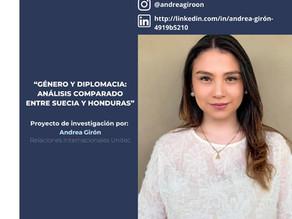 Género y Diplomacia: Análisis comparado entre Suecia y Honduras