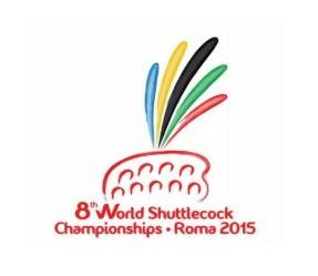 2015 Italy - 8th Shuttlecock World Championships