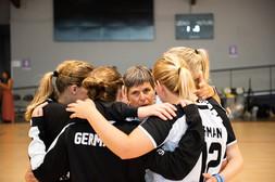Female Germany team