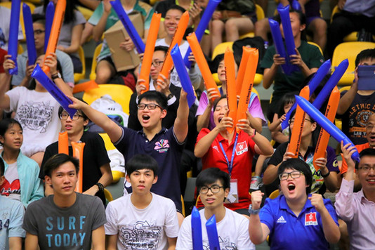 Supporters Hong Kong