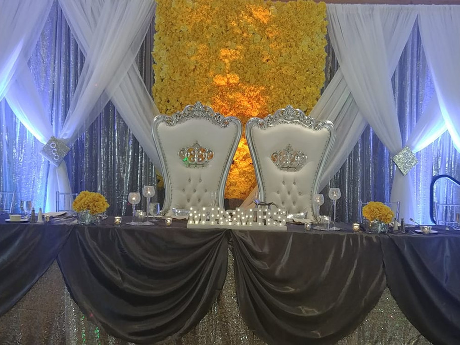 Dramatic Headtable